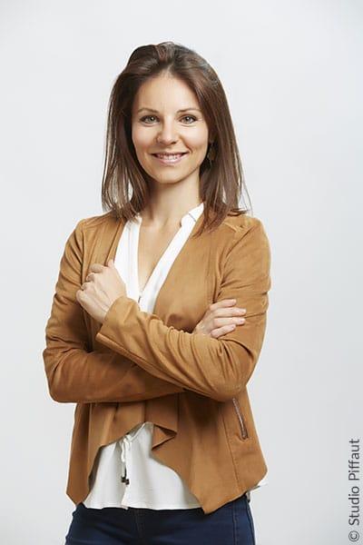 Aurélie Montin, spécialiste du sommeil