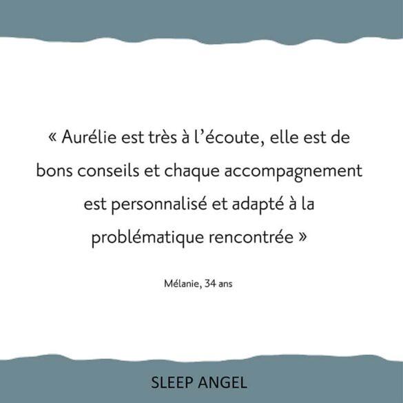 Accompagnement «Optimiser son sommeil»